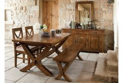 Mount Cupo - Extending Dining Table
