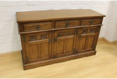 Old Charm - Sideboard Vintage Finish - Clearance