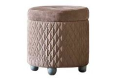 Park Royal - Round Vanity Stool