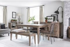 Tiptree - Extending Dining Table 160 - 210cm